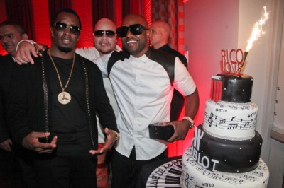 Rico Love's Birthday