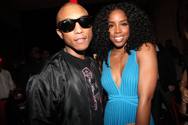 Pharell & Kelly Rowland
