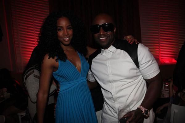 Kelly Rowland & Rico Love