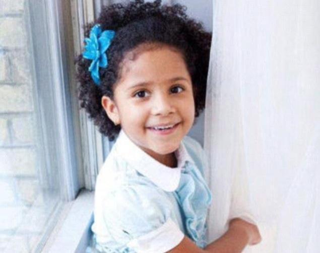 Six year old Ana Marquez-Greene. One of the many victims of Adam Lanza's massacre in Newton, Colorado.