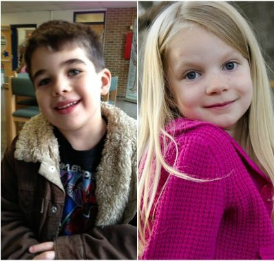 Noah Pozner & Emile Parker, victims of Connecticut school shooting.