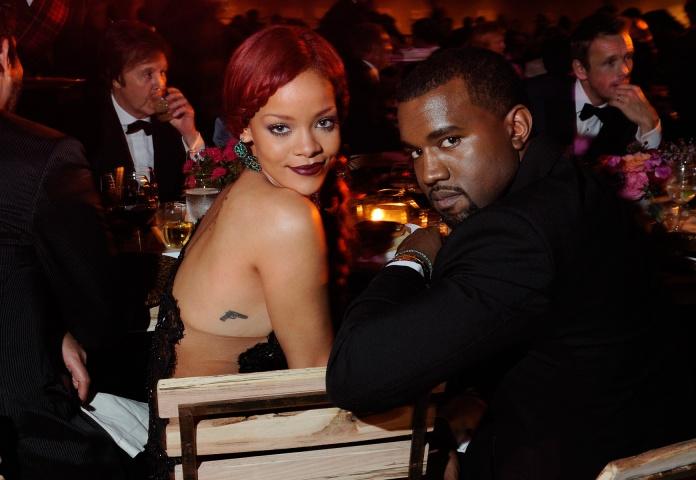Rihanna-Kanye-West
