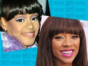 Left Eye & Lil' Mama