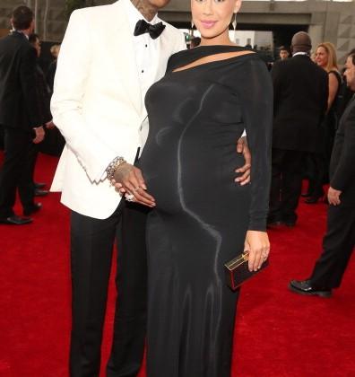 Whiz Khalifa & Amber Rose