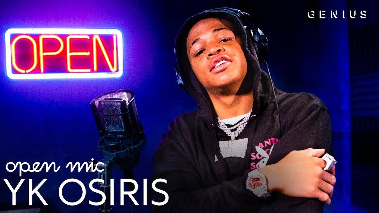 YK Osiris Worth It Live Performance Open Mic