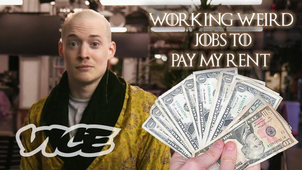 Working Weird Craigslist Jobs to Earn $965 for New York ...