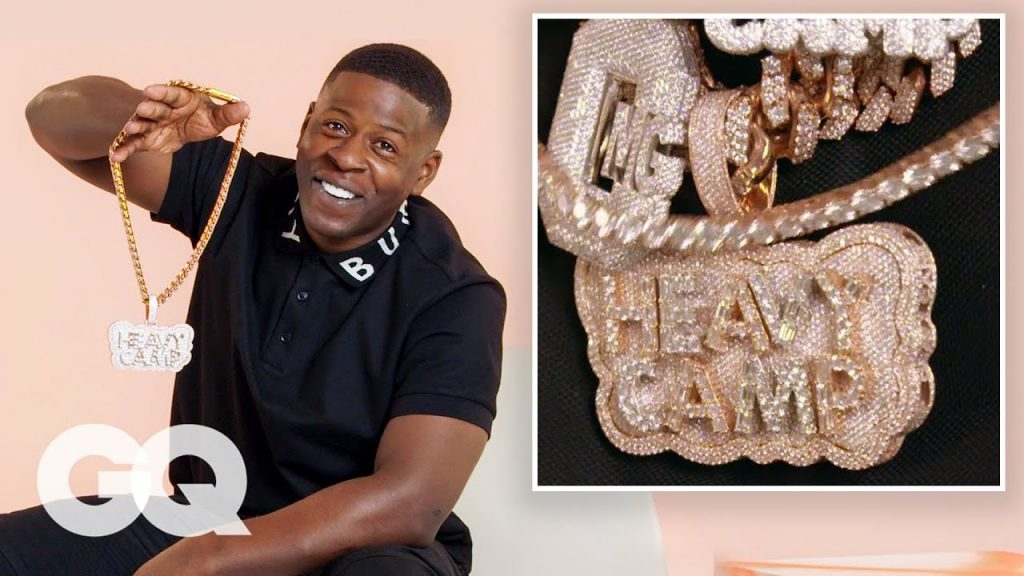Blac Youngsta Shows Off His Insane Jewelry Collection