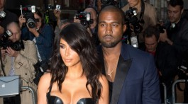 Kim Kardashian Defends Kanye On Snapchat