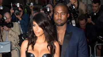 Kim Kardashian Defends Kanye On Snapchat