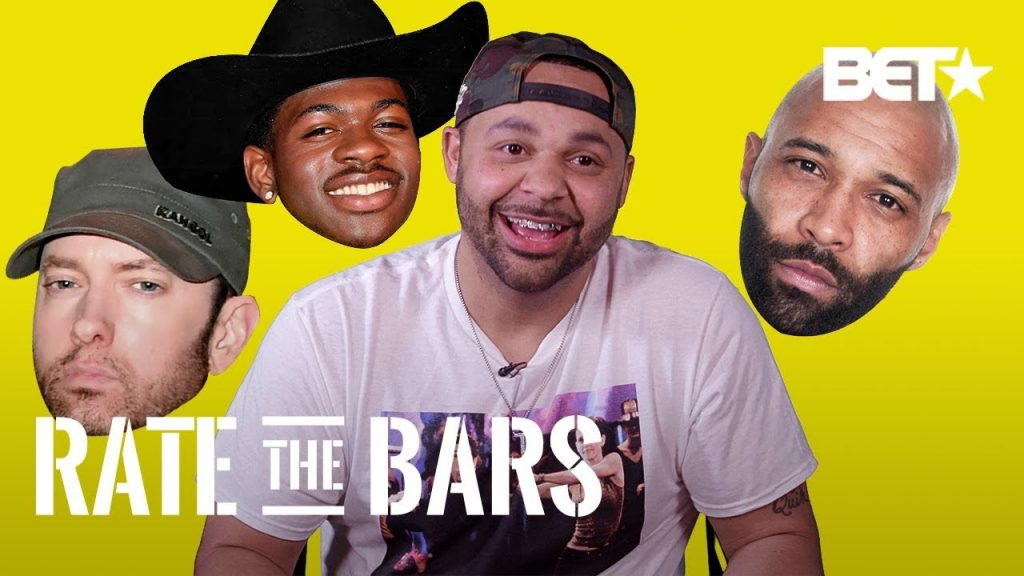 Joell Ortiz Gives Lil Nas X His Honest Rating & Shocking Ratings For