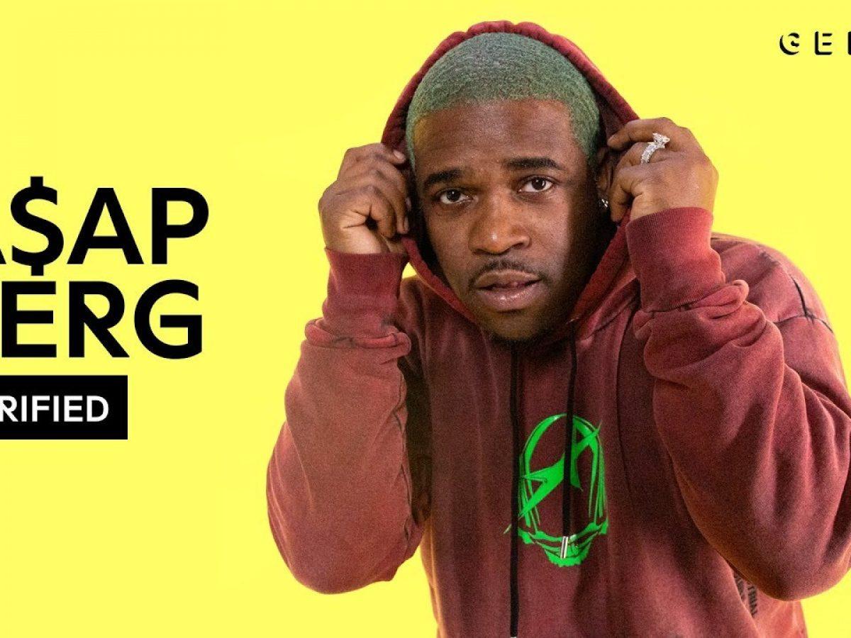 """A$AP Ferg """"Floor Seats"""" Official Lyrics"""