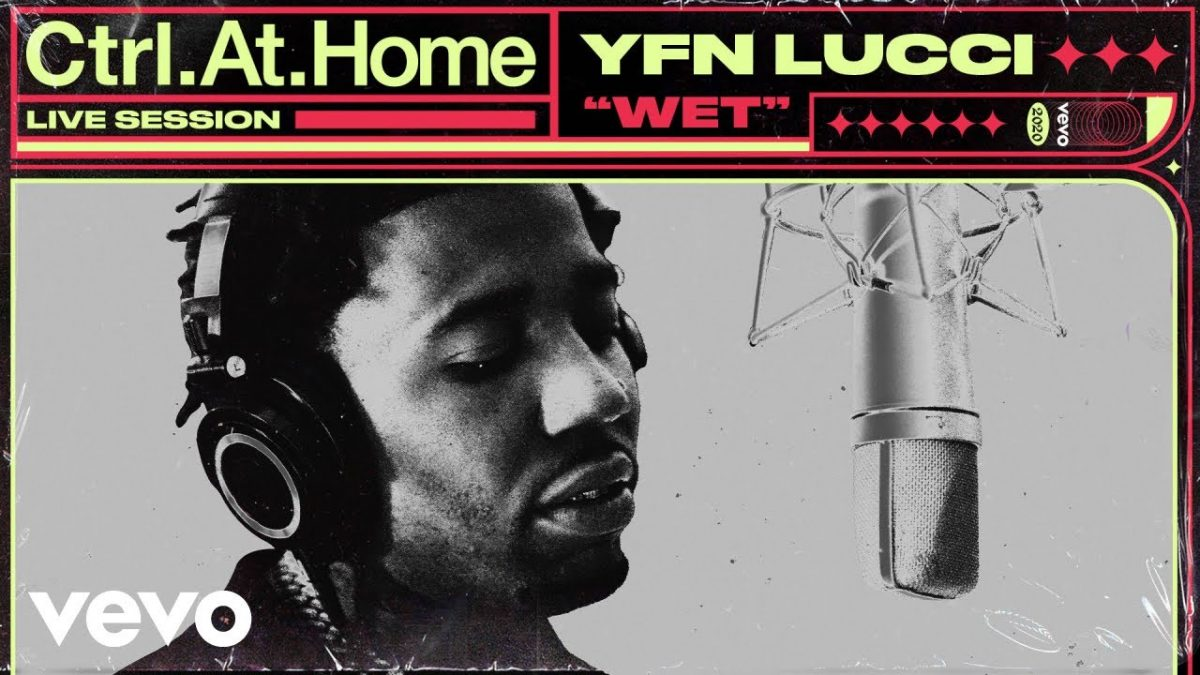 YFN Lucci – Wet (Live Session)