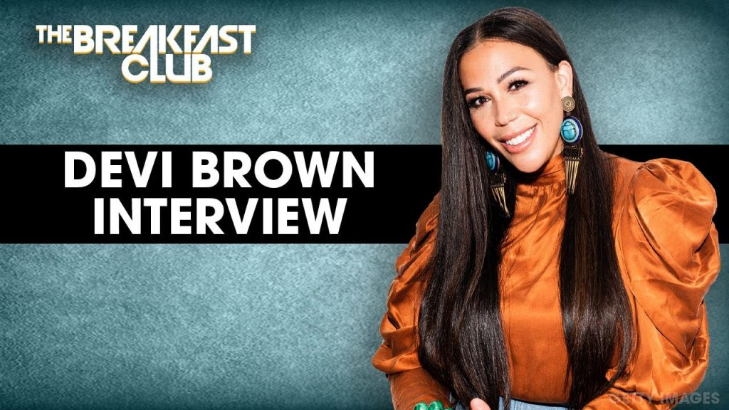 Devi Brown On Her Journey From Radio Into Mindfulness ...